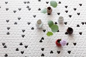 Heart Example 丸万商会 モザイクタイル