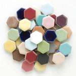 Mix Hexagon 丸万商会 モザイクタイル