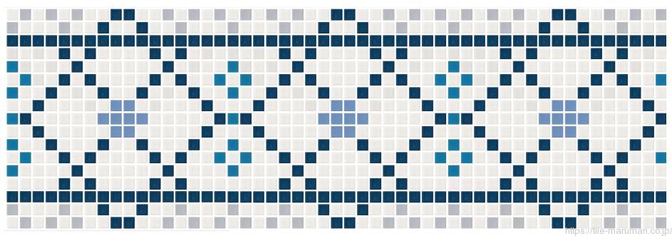 15角デザインパターン   -タイル...