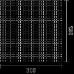 10mm角