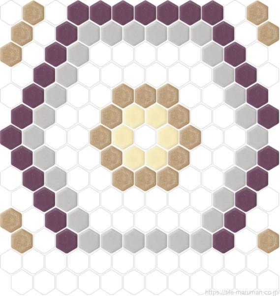 ヘキサゴンデザインパターン