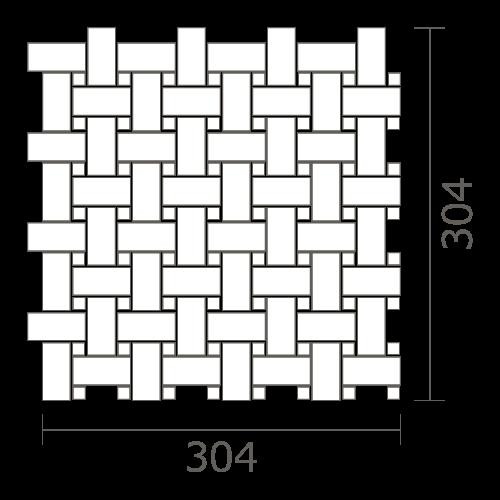 シート図 BASKETWEAVE