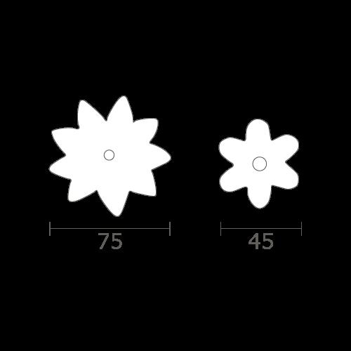 シート図 FLORA flower