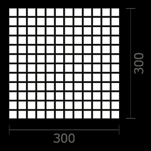 シート図 STARDUSTPOOL 22.5mm